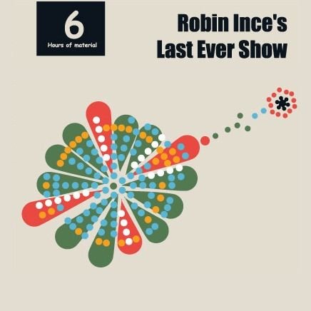 Robin Ince 'Robin Ince's Last Ever Show' DVD