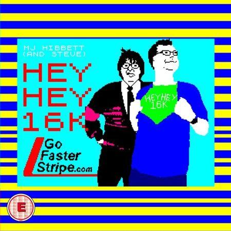 MJ Hibbett (and Steve) Hey Hey 16K DVD