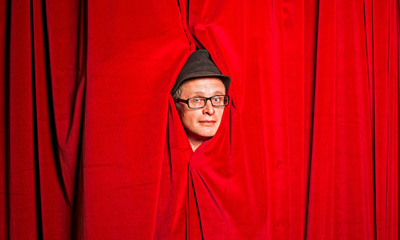 Simon Munnery '…And Nothing But' DVD