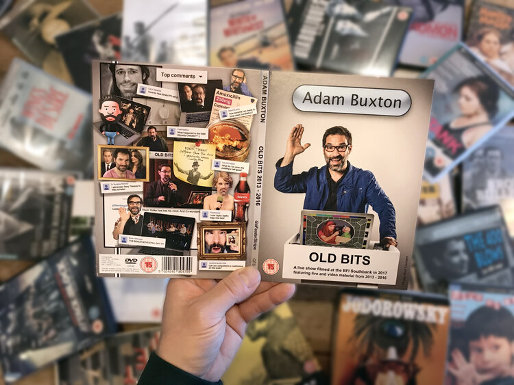 Adam Buxton's Old Bits – Live at the BFI