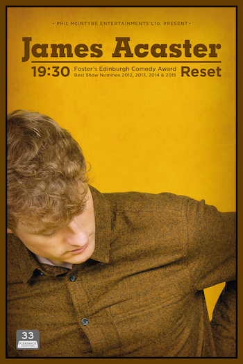 James Acaster – Reset