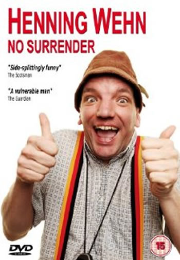 Henning Wehn – No Surrender