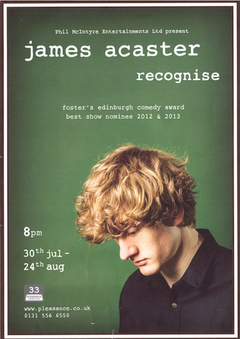James Acaster – Recognise