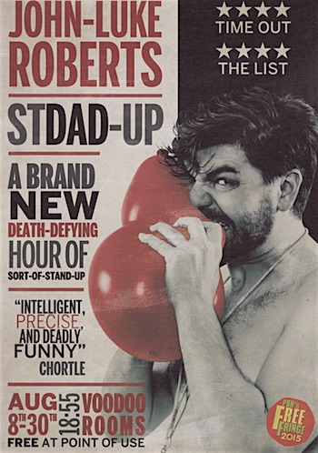 John-Luke Roberts – Stdad Up