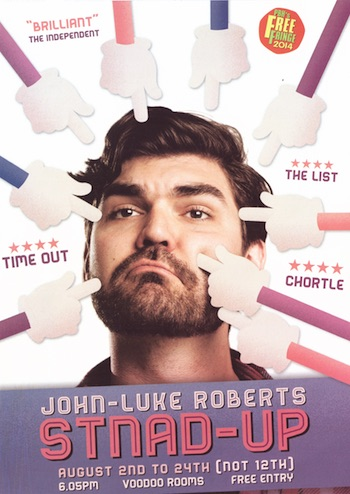 John-Luke Roberts – Stnad Up