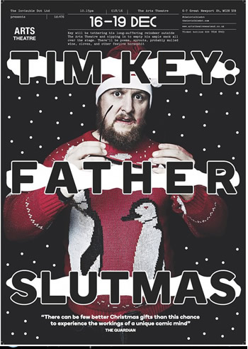 Tim Key – Father Slutmas