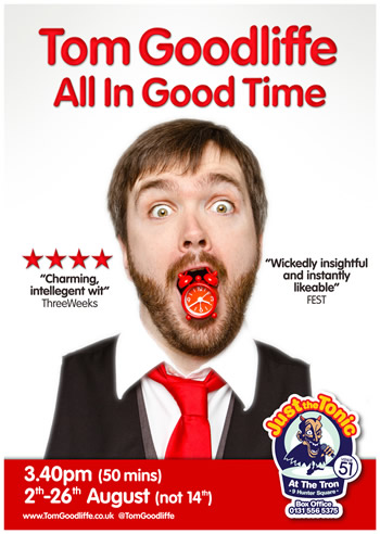 Tom Goodliffe – All In Good Time