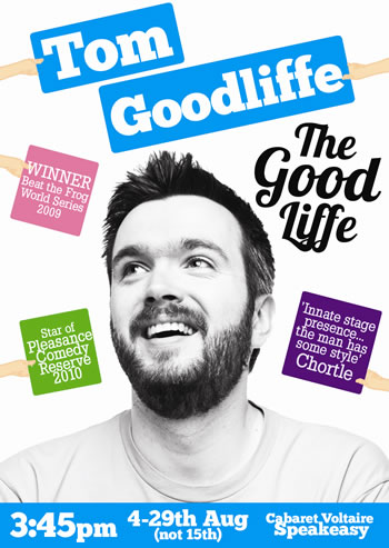 Tom Goodliffe – The Good Liffe