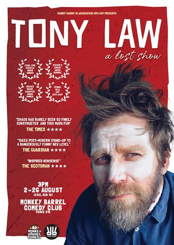 Tony Law – A Lost Show
