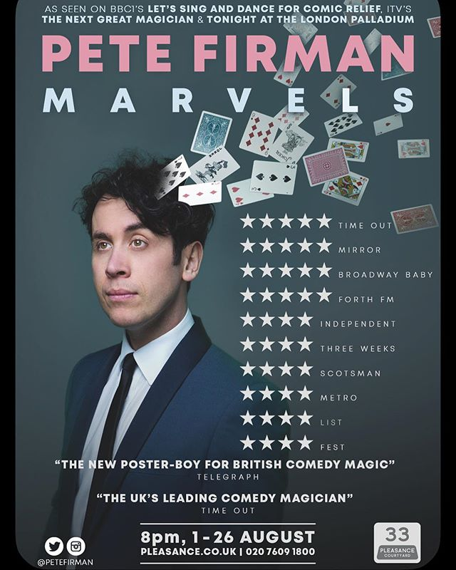 Pete Firman – Marvels