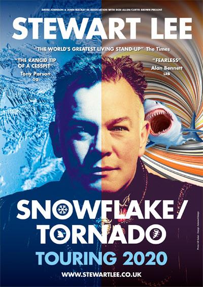 Stewart Lee – Snowflake / Tornado
