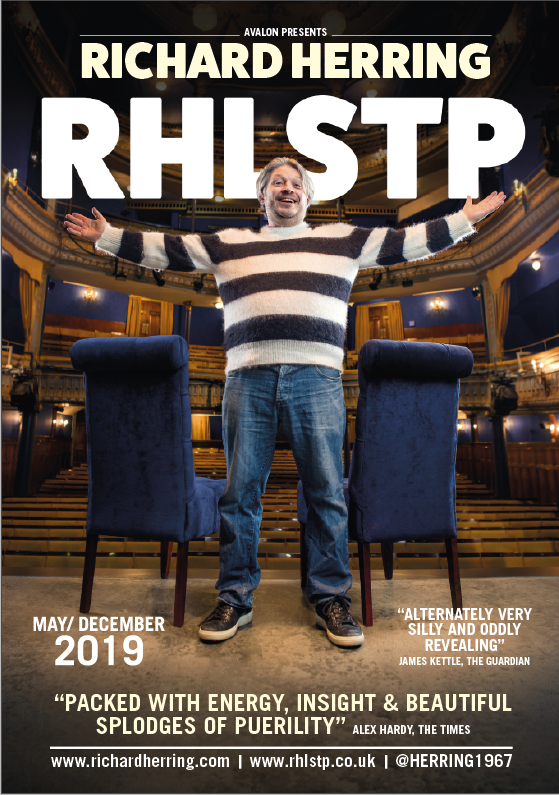 Richard Herring – RHLSTP