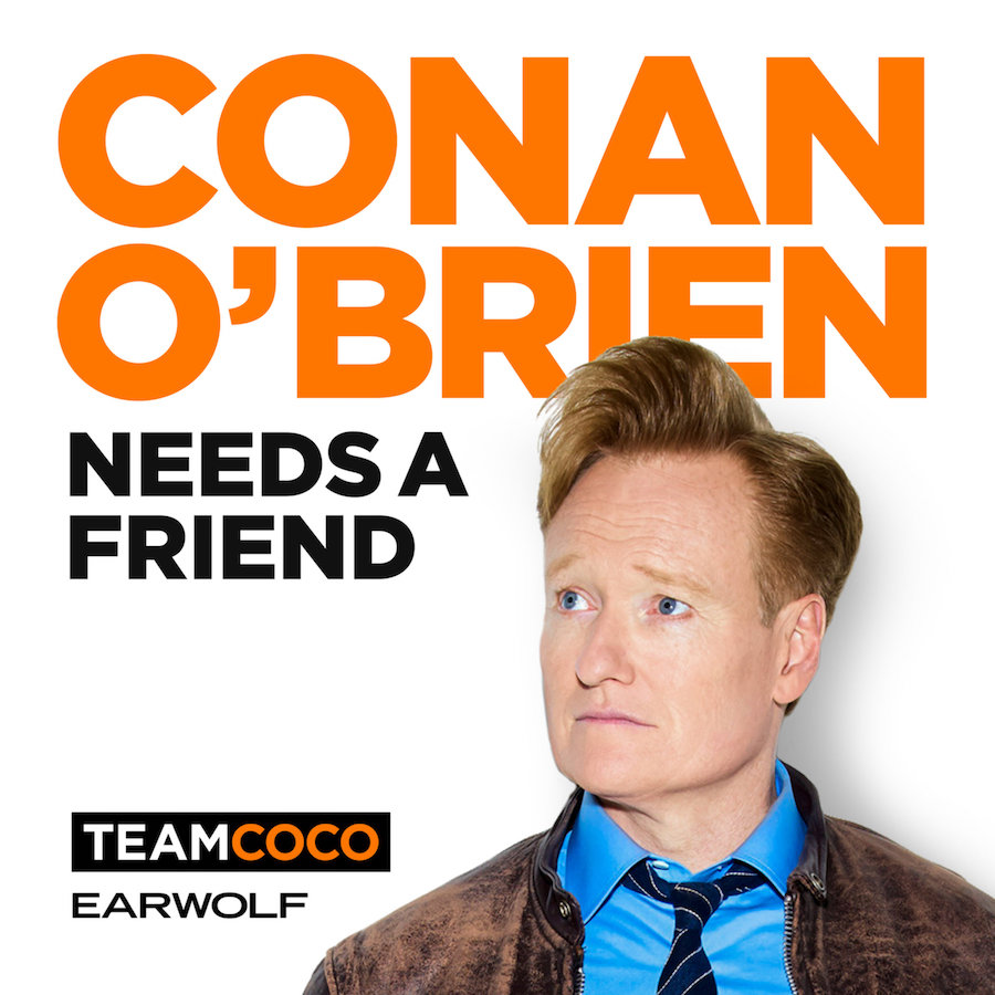 Conan O'Brien Needs A Friend – Ricky Gervais Interview
