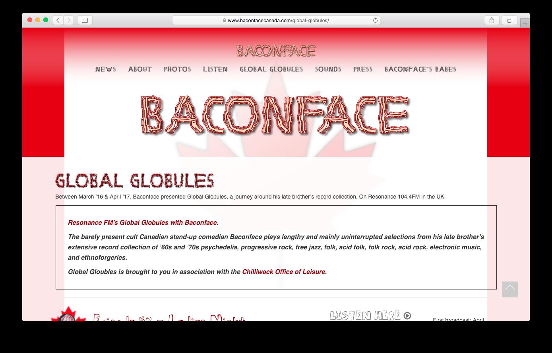 Baconface - www.baconfacecanada.com