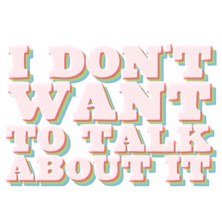 Phil Nichol – I Don't Want To Talk About It