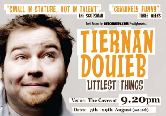 Tiernan Douieb 'Littlest Things' Audio Download