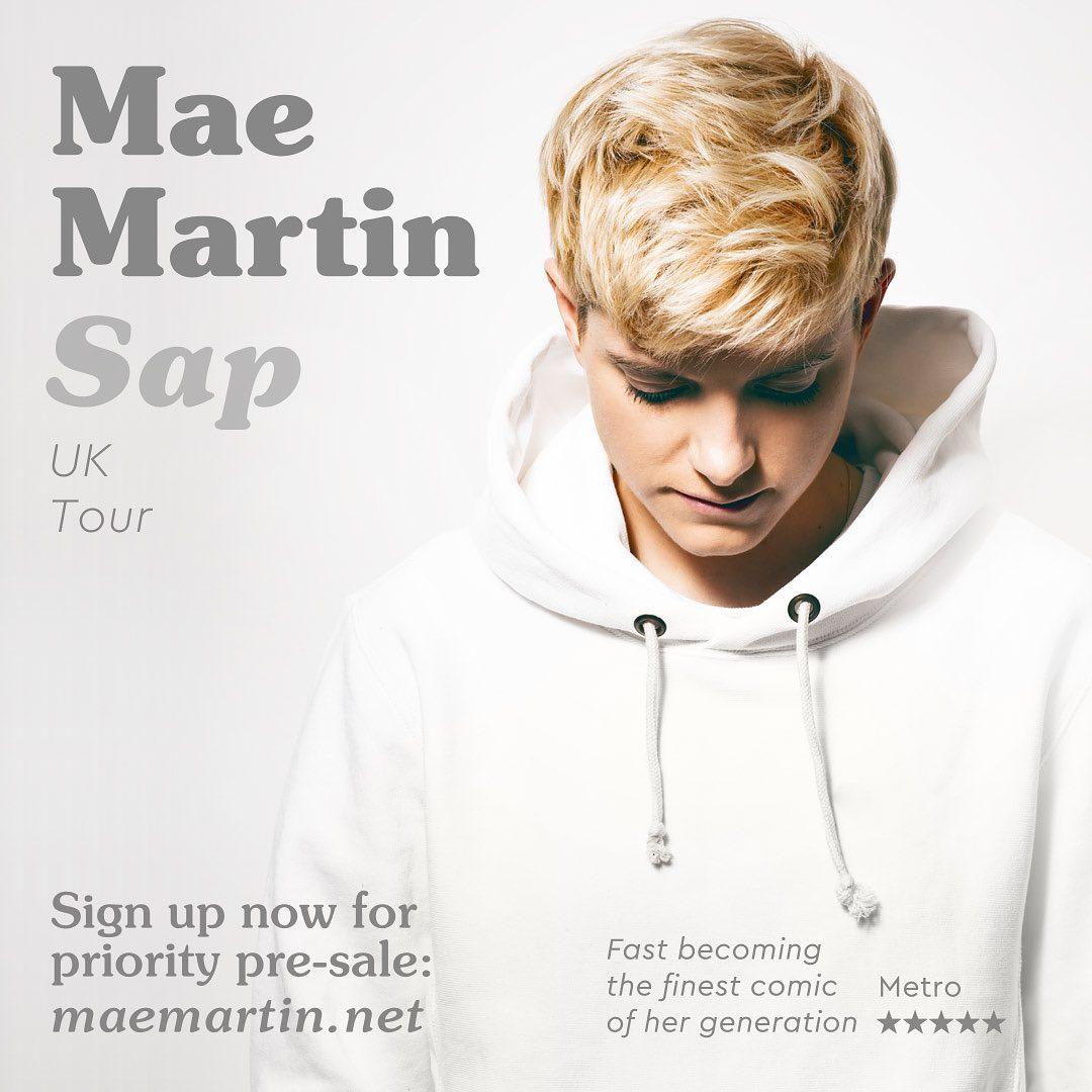 Mae Martin – Sap
